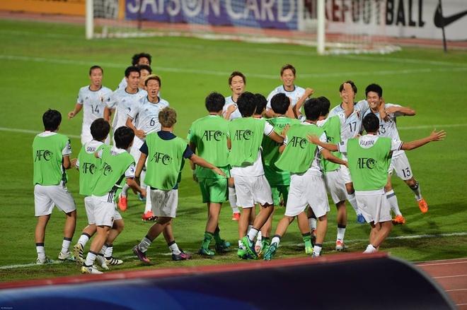 U19 Viet Nam vs U19 Nhat Ban anh 13