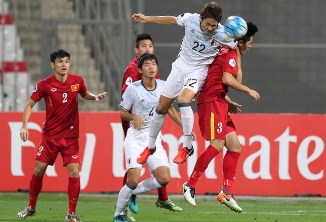 U19 Viet Nam vs U19 Nhat Ban anh 14