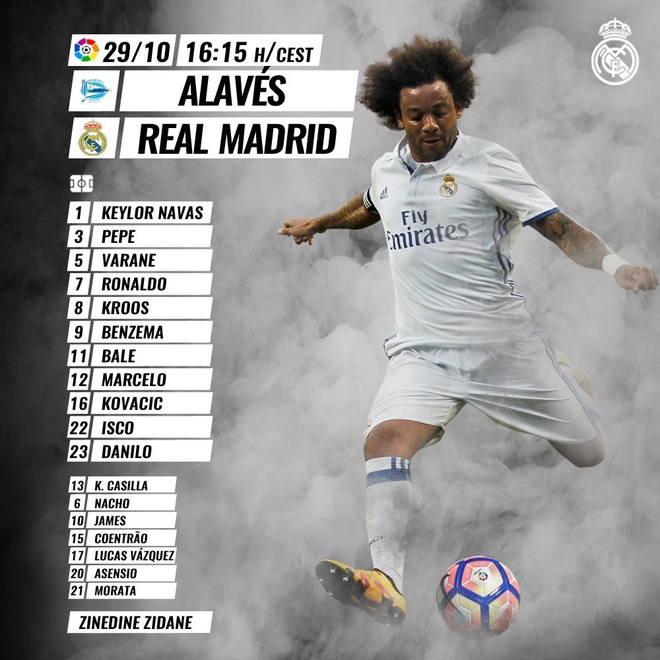 Ronaldo lap hat-trick, Real thang dam Alaves 4-1 hinh anh 5