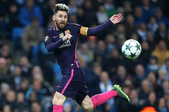 Messi mang 'ngu ngoc' anh 1