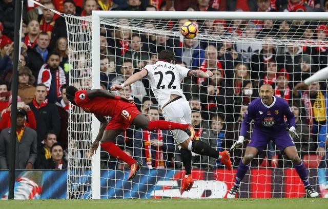 Liverpool len ngoi dau bang chien thang 6-1 hinh anh 13