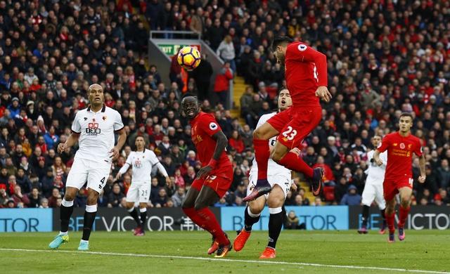 Liverpool len ngoi dau bang chien thang 6-1 hinh anh 17