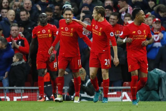 Liverpool len ngoi dau bang chien thang 6-1 hinh anh 19