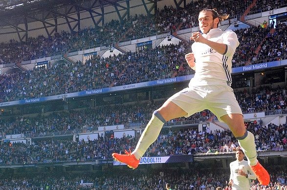 Real Madrid vs Leganes (3-0): Show dien cua Bale hinh anh