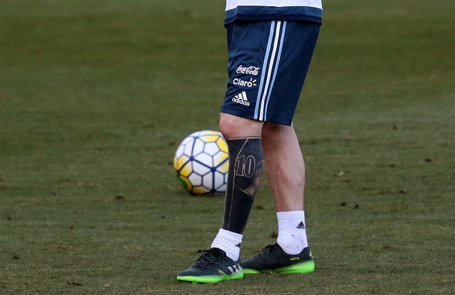 Messi xam hinh doc dao truoc dai chien Brazil hinh anh 2