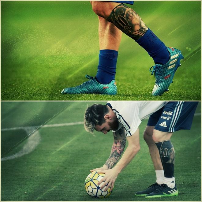 Messi xam hinh doc dao truoc dai chien Brazil hinh anh 5