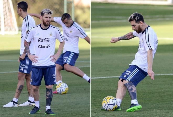 Messi xam hinh doc dao truoc dai chien Brazil hinh anh 6