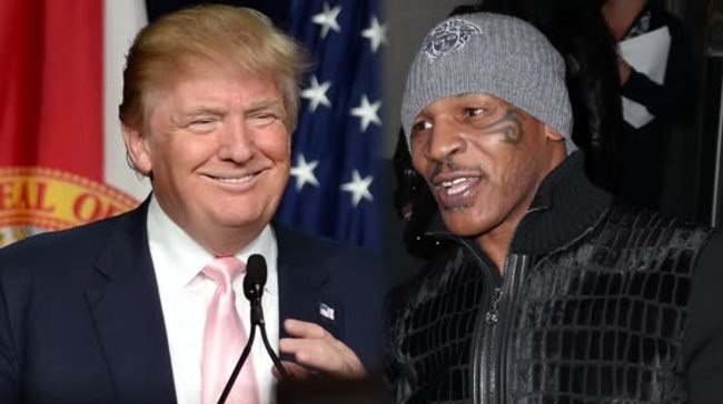 Mike Tyson va sao the thao nao bo phieu cho Donald Trump? hinh anh