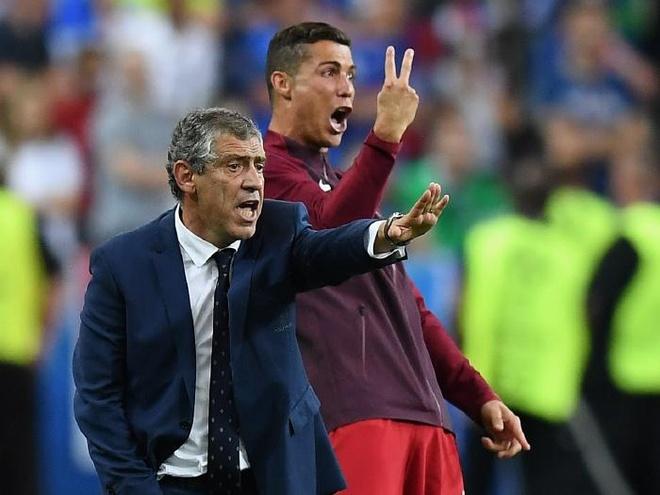 Ronaldo bo ngo dan dat Real anh 1