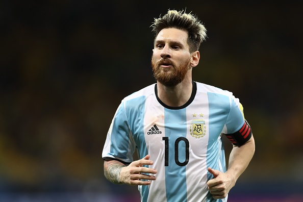 Argentina vs Colombia (3-0): Diem 10 cho Messi hinh anh 6