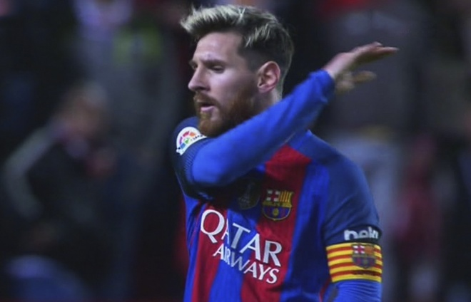 xoa the cho Messi anh 1