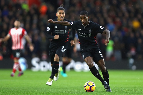 Southampton vs Liverpool anh 18