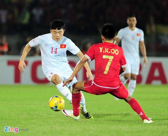 Ha Myanmar 2-1, tuyen Viet Nam khoi dau thuan loi hinh anh 26