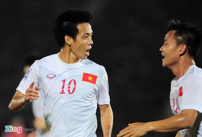 Ha Myanmar 2-1, tuyen Viet Nam khoi dau thuan loi hinh anh 22