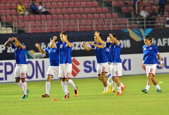Indonesia doat ve ban ket AFF Cup cung Thai Lan hinh anh 8