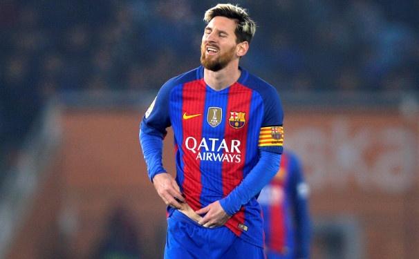 Messi ghi ban, Barca van tut lai o cuoc dua voi Real hinh anh