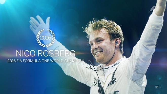 Nico Rosberg vo dich F1 mua giai 2016 hinh anh