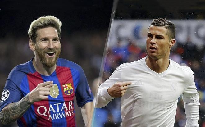 10 ky luc ghi ban cho Ronaldo va Messi pha hinh anh