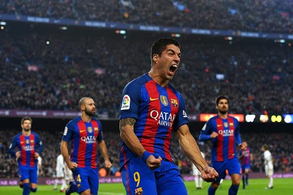 Barca vs Real (1-1): Cuu tinh Sergio Ramos hinh anh 1