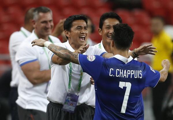 Myanmar vs Thai Lan anh 12