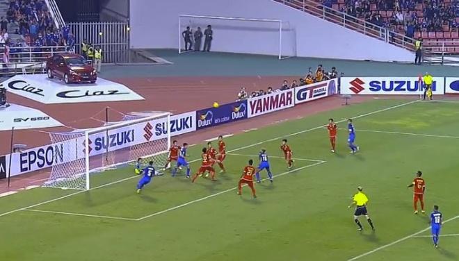 Thai Lan vs Myanmar anh 18