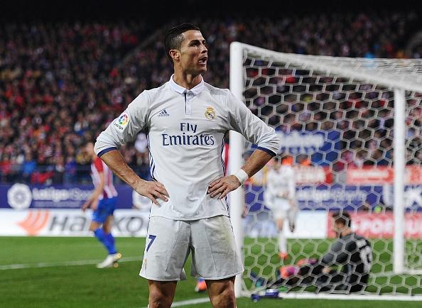 Thong ke an tuong cua Ronaldo trong nam 2016 hinh anh