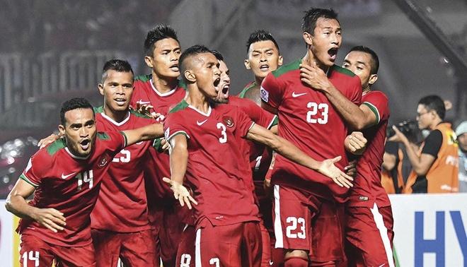 Indonesia vs Thai Lan anh 1
