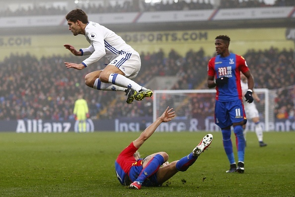 Crystal Palace vs Chelsea anh 16