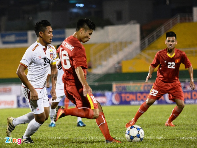 U21 Viet Nam vs U21 Myanmar anh 10