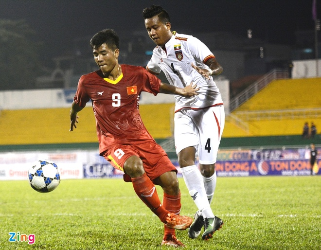 U21 Viet Nam vs U21 Myanmar anh 11