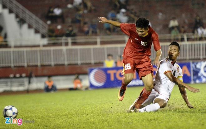 U21 Viet Nam vs U21 Myanmar anh 12