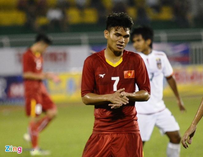 U21 Viet Nam vs U21 Myanmar anh 15