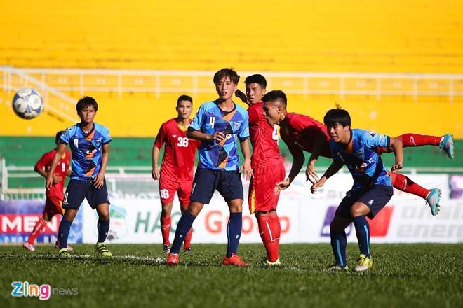 U21 Viet Nam vs U21 Yokohama anh 5