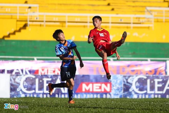 U21 Viet Nam vs U21 Yokohama anh 6