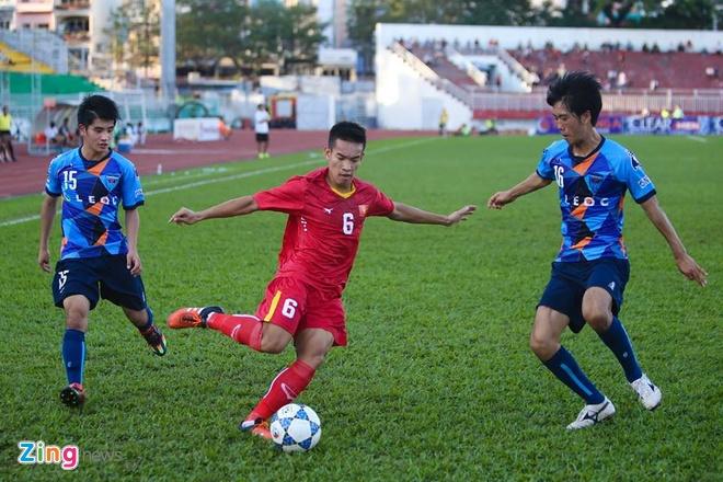 U21 Viet Nam vs U21 Yokohama anh 13