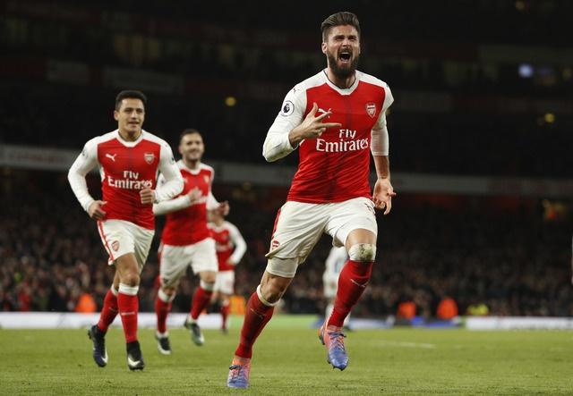 Arsenal 1-0 West Brom: Giroud sam vai nguoi hung hinh anh 1
