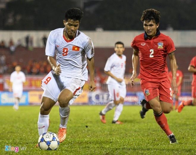 Van Toan ghi ban giup U21 HAGL danh bai U21 Viet Nam hinh anh 4
