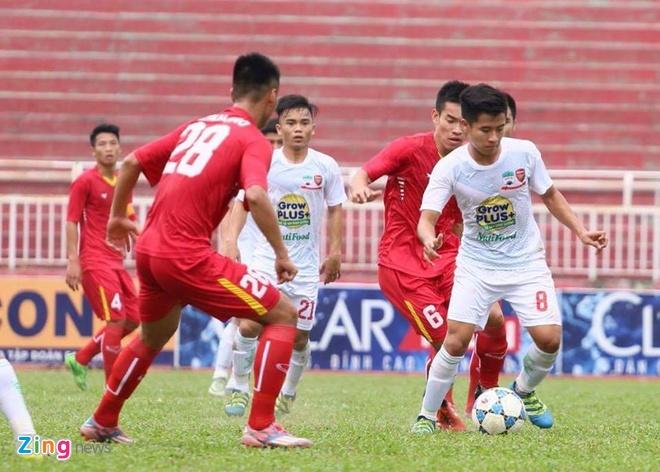 Van Toan ghi ban giup U21 HAGL danh bai U21 Viet Nam hinh anh 5