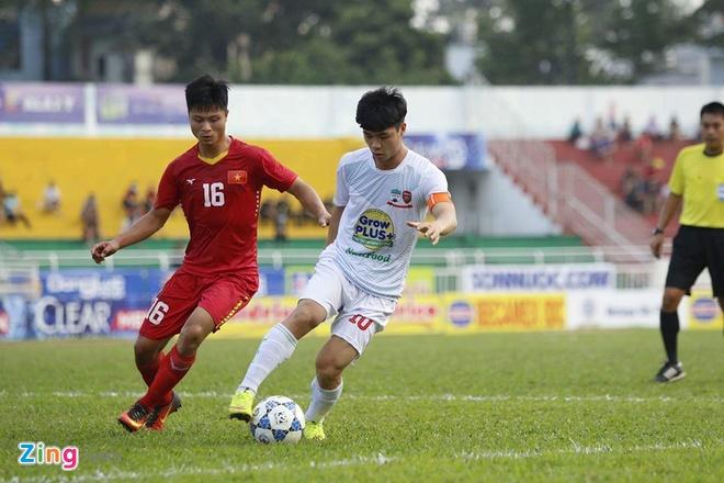 Van Toan ghi ban giup U21 HAGL danh bai U21 Viet Nam hinh anh 6