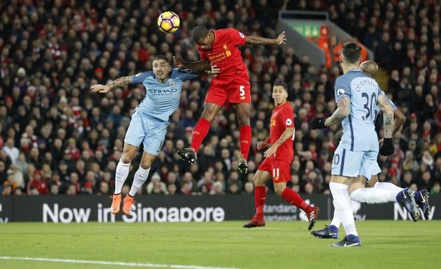 Liverpool vs Man City anh 18