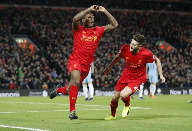 Liverpool vs Man City anh 1