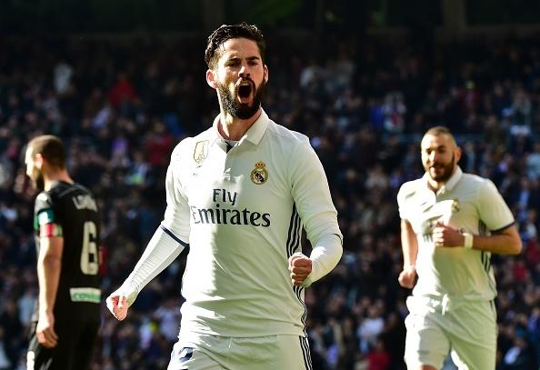 Real Madrid vs Granada anh 12