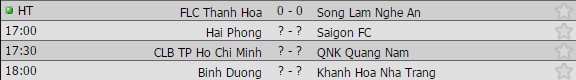 CLB Hai Phong vs Sai Gon anh 5