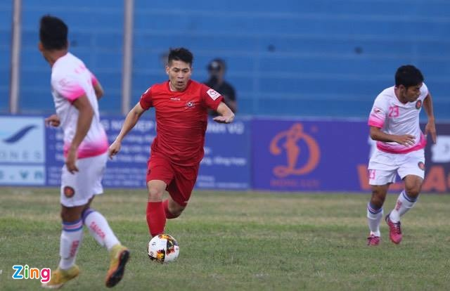 CLB Hai Phong vs Sai Gon anh 10