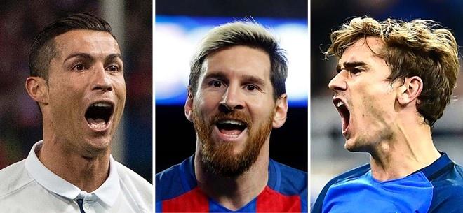 Ronaldo doat giai Cau thu hay nhat nam cua FIFA hinh anh 5