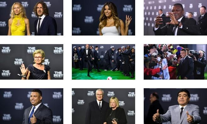 Ronaldo doat giai Cau thu hay nhat nam cua FIFA hinh anh 13
