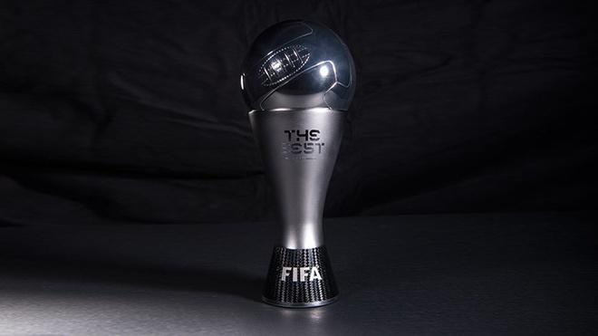 Ronaldo doat giai Cau thu hay nhat nam cua FIFA hinh anh 3