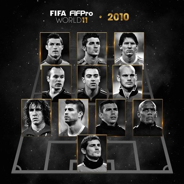 Ronaldo doat giai Cau thu hay nhat nam cua FIFA hinh anh 20