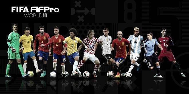 Cau thu hay nhat FIFA 2016: anh 42