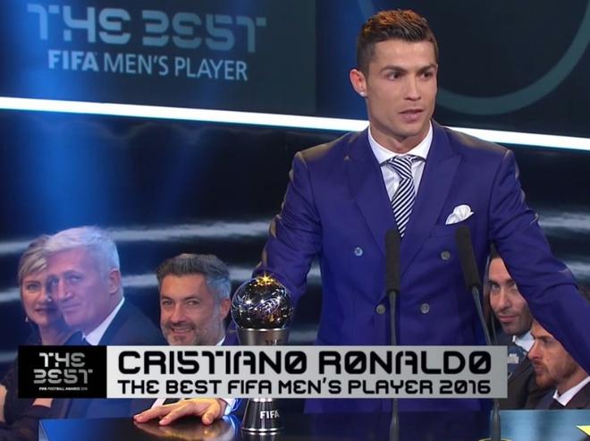Cau thu hay nhat FIFA 2016: anh 48